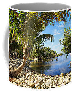 Edisons Back Yard Coffee Mug