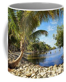 Edisons Back Yard Coffee Mug