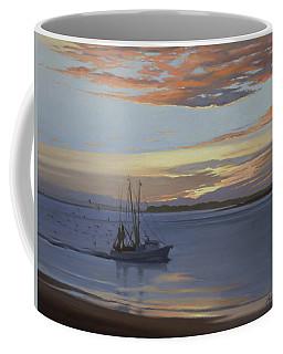 Edisto Shrimper Coffee Mug