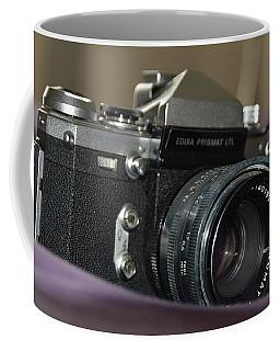 Coffee Mug featuring the photograph Edixa Prismat L T L by John Schneider