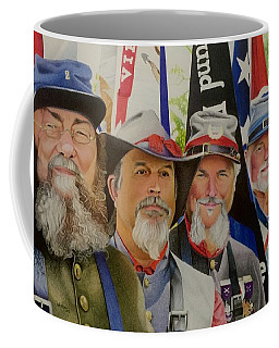 Edmund Ruffin Fire Eaters Color Guard 2016 Coffee Mug