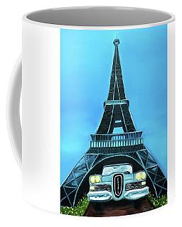 Edsel - Eiffel Coffee Mug