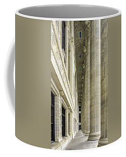 Coffee Mug featuring the photograph Education by Brad Wenskoski