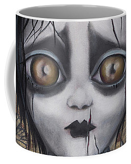Edward Scissorhands Coffee Mug