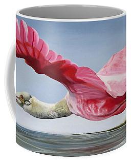 Edwin's Roseate Spoonbill Coffee Mug