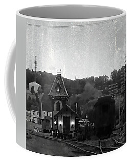 Eerily We Ride Along Coffee Mug