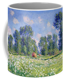 Effect Of Spring At Giverny Coffee Mug