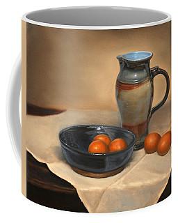 Eggs And Pitcher Coffee Mug