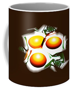 Eggs For Breakfast Coffee Mug