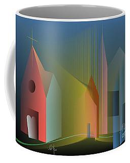 Ego Sum Via Veritas Et Vita Coffee Mug