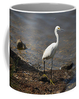 Egret 1 Coffee Mug