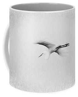 Egret Coffee Mug