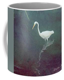 Egret Dreams Coffee Mug