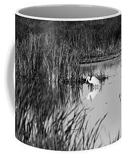 Egret - Horicon Marsh - Wisconsin Coffee Mug