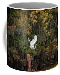 Egret Sanctuary Coffee Mug