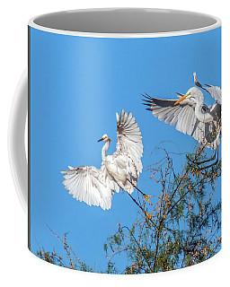 Egrets 4460-090314-2cr Gwr Coffee Mug