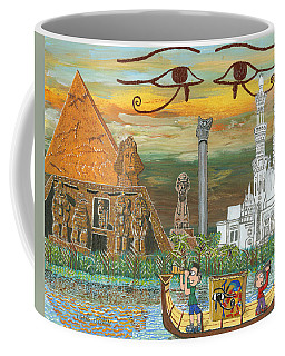 Egypt   Jan Coffee Mug