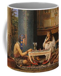 Egyptian Chess Players Coffee Mug