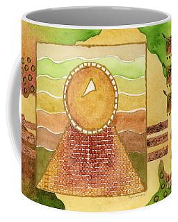 Egyptian Sun I Coffee Mug