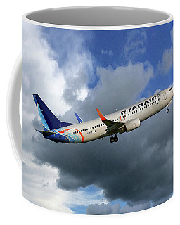 Ei-fed Ryanair Boeing 737 Coffee Mug