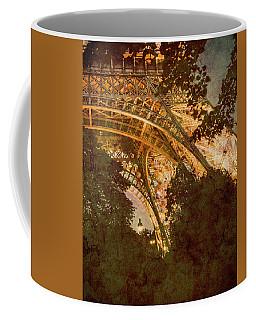 Paris, France - Eiffel Oldplate II Coffee Mug