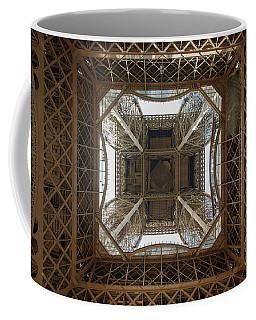 Eiffel Tower Abstract Coffee Mug