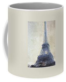 Eiffel Tower Coffee Mug by Catherine Alfidi