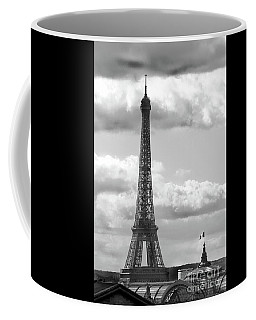 Eiffel Tower From Galeries Lafayette Rooftop Coffee Mug