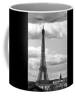 Eiffel Tower From Galeries Lafayette Rooftop Coffee Mug