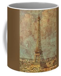 Paris, France - Eiffel Tower Coffee Mug
