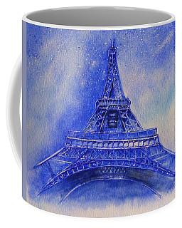 Eiffel Tower Nights Coffee Mug