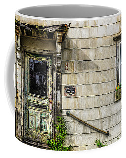 Coffee Mug featuring the photograph Eight by Paul Wear