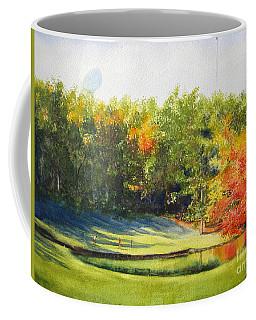 Eighteenth Hole Coffee Mug