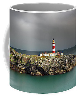 Coffee Mug featuring the photograph Eilean Glas Lighthouse by Grant Glendinning