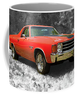 El Camino 1 Coffee Mug