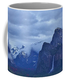 Coffee Mug featuring the photograph El Capitan From Artist Point I by Phyllis Spoor