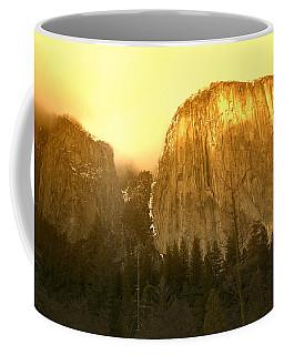 El Capitan Yosemite Valley Coffee Mug