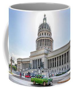 El Capitolio Coffee Mug