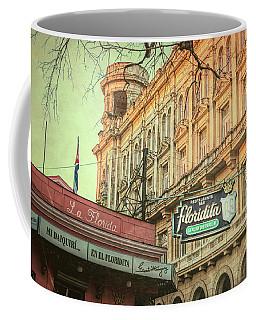 El Floridita Havana Cuba Coffee Mug