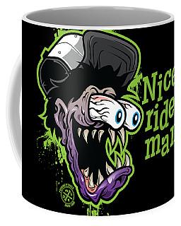 El Freak-o Coffee Mug
