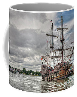 El Galeon Andalucia In Portsmouth Coffee Mug