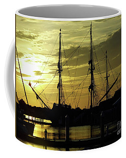 El Galeon Sunrise Coffee Mug