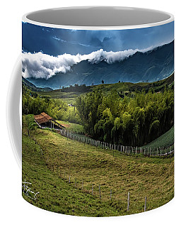 El Guadual Coffee Mug