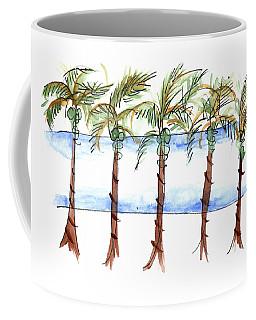 El Malecon Puerto Vallarta Coffee Mug