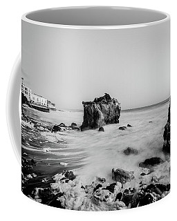 El Matador State Beach Coffee Mug