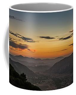 El Monte Valley Coffee Mug