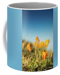 El Paso Poppies Coffee Mug