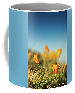 El Paso Poppies Coffee Mug