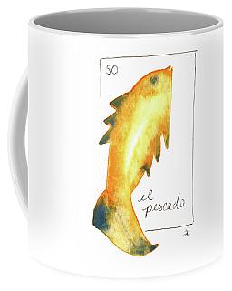 El Pescado Coffee Mug