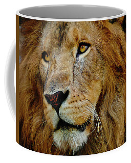 Coffee Mug featuring the photograph El Rey by Skip Hunt